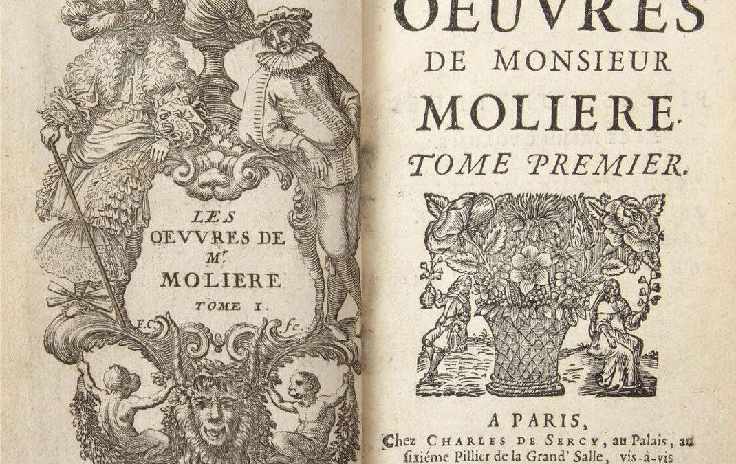 Concours-photo : retrouvez les pièces de Molière dans la vie de tous les jours !